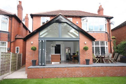 Two Storey Extension And Single Storey Rear Extension Adamson Construction Interiors Single Storey Extension House Extension Design Room Extensions