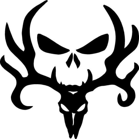 Deer Skull Bone Collector Tattoo Best