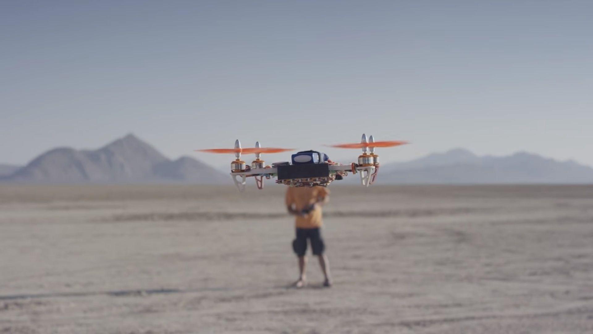Tech Talk Google's Job Listing For Drone Whisperer
