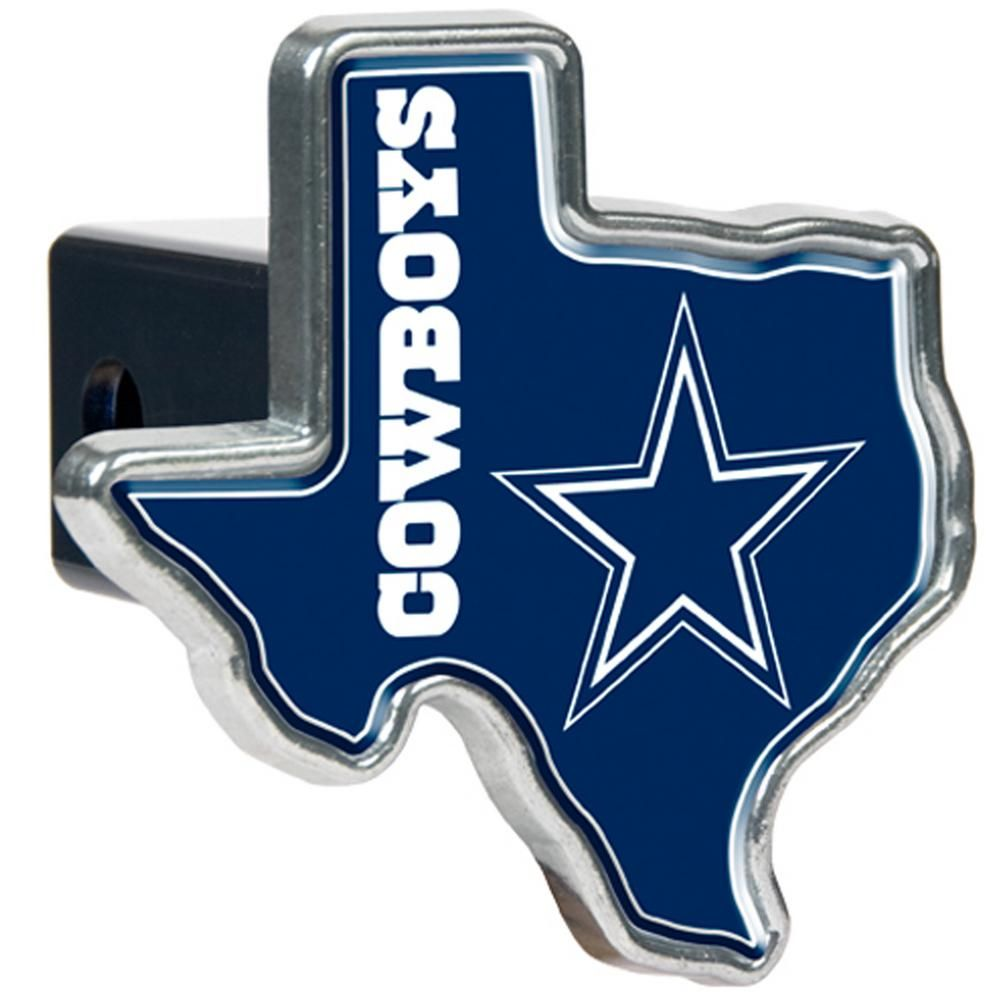 NFL Large Logo Hitch Cover