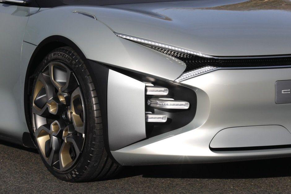 citroën cxperience concept-car 2016 | peugeot and citroen