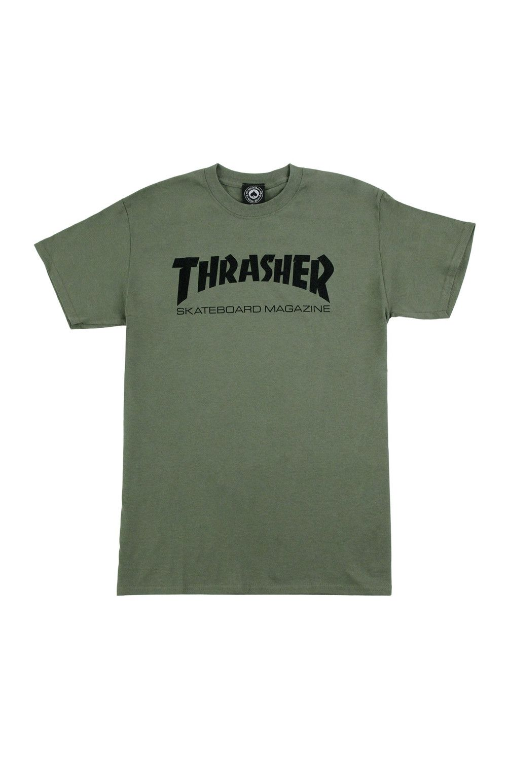 6eb5dce48ed8 The Skatemag Tee from Thrasher Magazine. Heavyweight