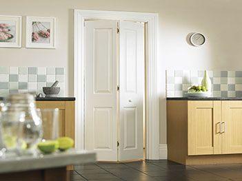 Bifold door | Art Studio | Pinterest | Bifold internal doors, Door ...
