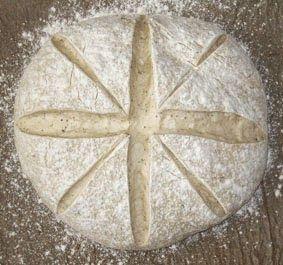 Tilli-pippuri-perunaleipä Leivinlaudalla blogista