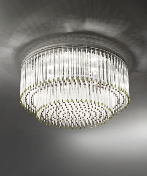 Traditional Ceiling Lamp 713 Italamp Ceiling Lights Crystal
