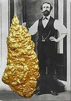 Largest Gold Nugget Ever Found | Minerals and gemstones ...