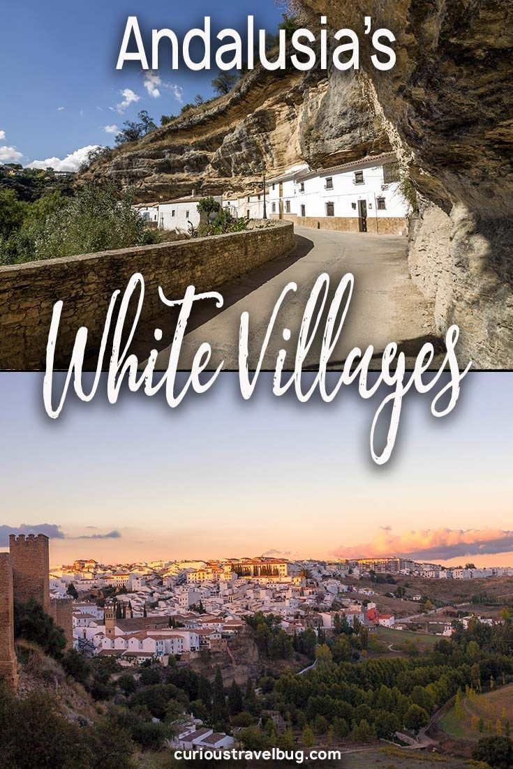 4 of the Most Gorgeous White Villages In Spain - Curious Travel Bug