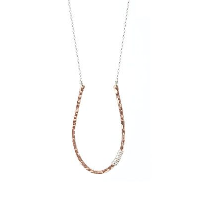 Look what I found at UncommonGoods: long u pendant... for $49.99 #uncommongoods