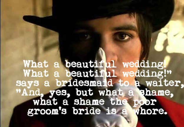Lyrics for I Write Sins Not Tragedies by Panic! at the ...