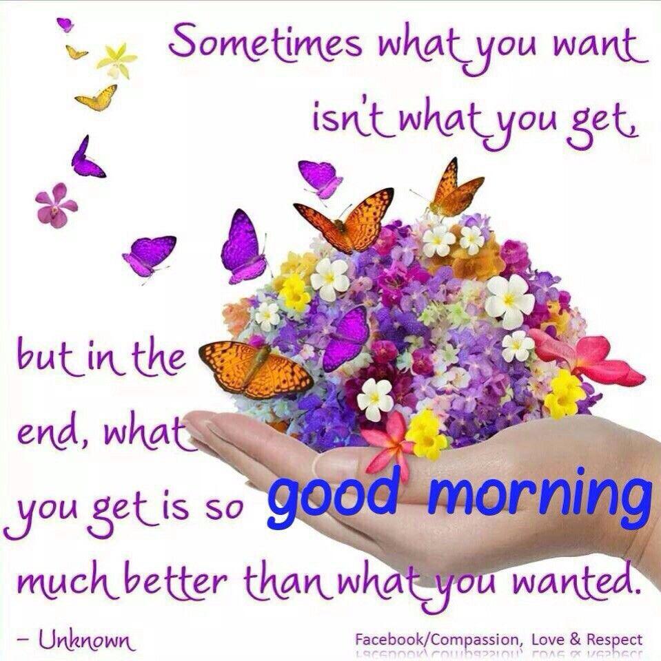 Good Morning Quote Good Morning Pinterest Qoutes