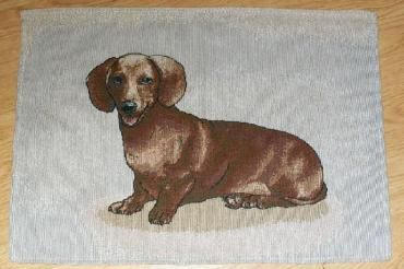 Dachshund Placemats Dachshund Rescue Of North America Doxie