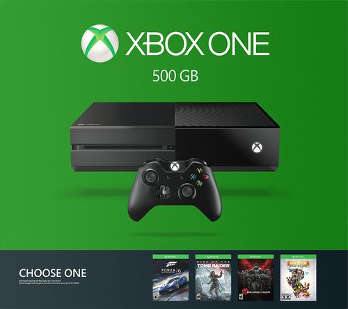 Popular on Best Buy : Microsoft - Xbox One 500GB Name Your