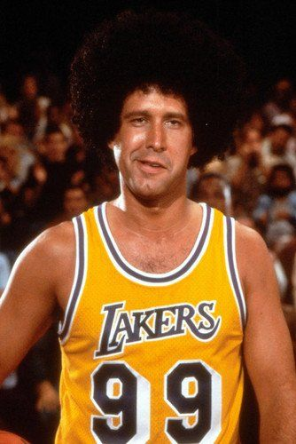 Chevy Chase as Fletch in wig as Lakers basketball player hilarious 24X36  Poster 05f26ffb8