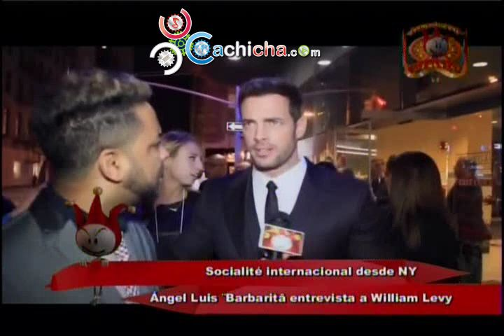 Entrevista A William Levy En Los Dueños Del Circo #Video