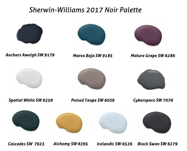 find the perfect wall color in sherwin williams 39 2017 color forecast them 2017 and front doors. Black Bedroom Furniture Sets. Home Design Ideas