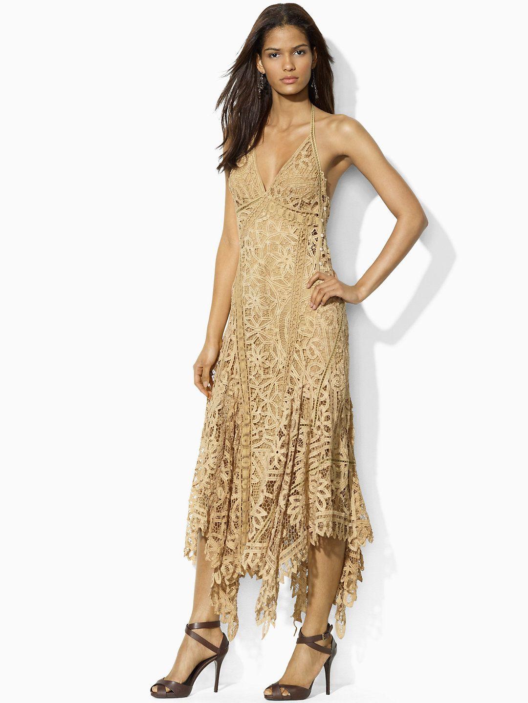 Battenburg Lace Dress - Sale Dresses - RalphLauren.com   My Style ...