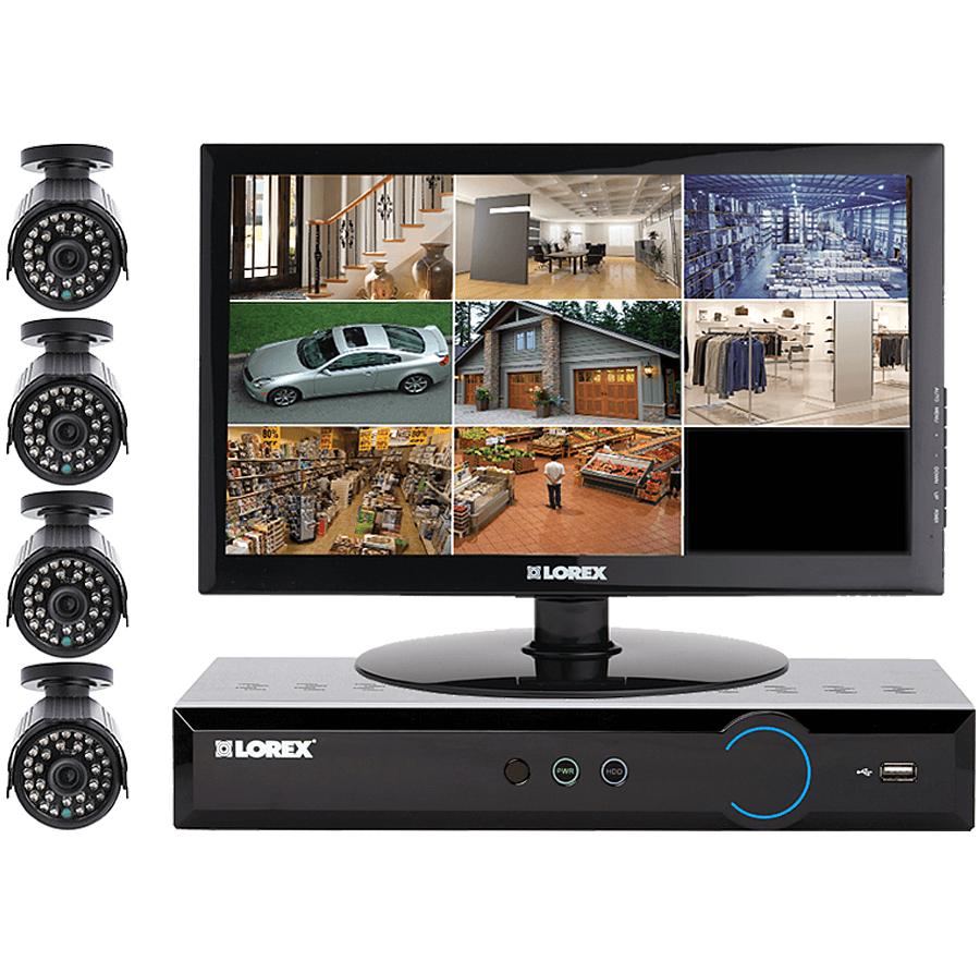 Security camera systems for stores Lorex Security