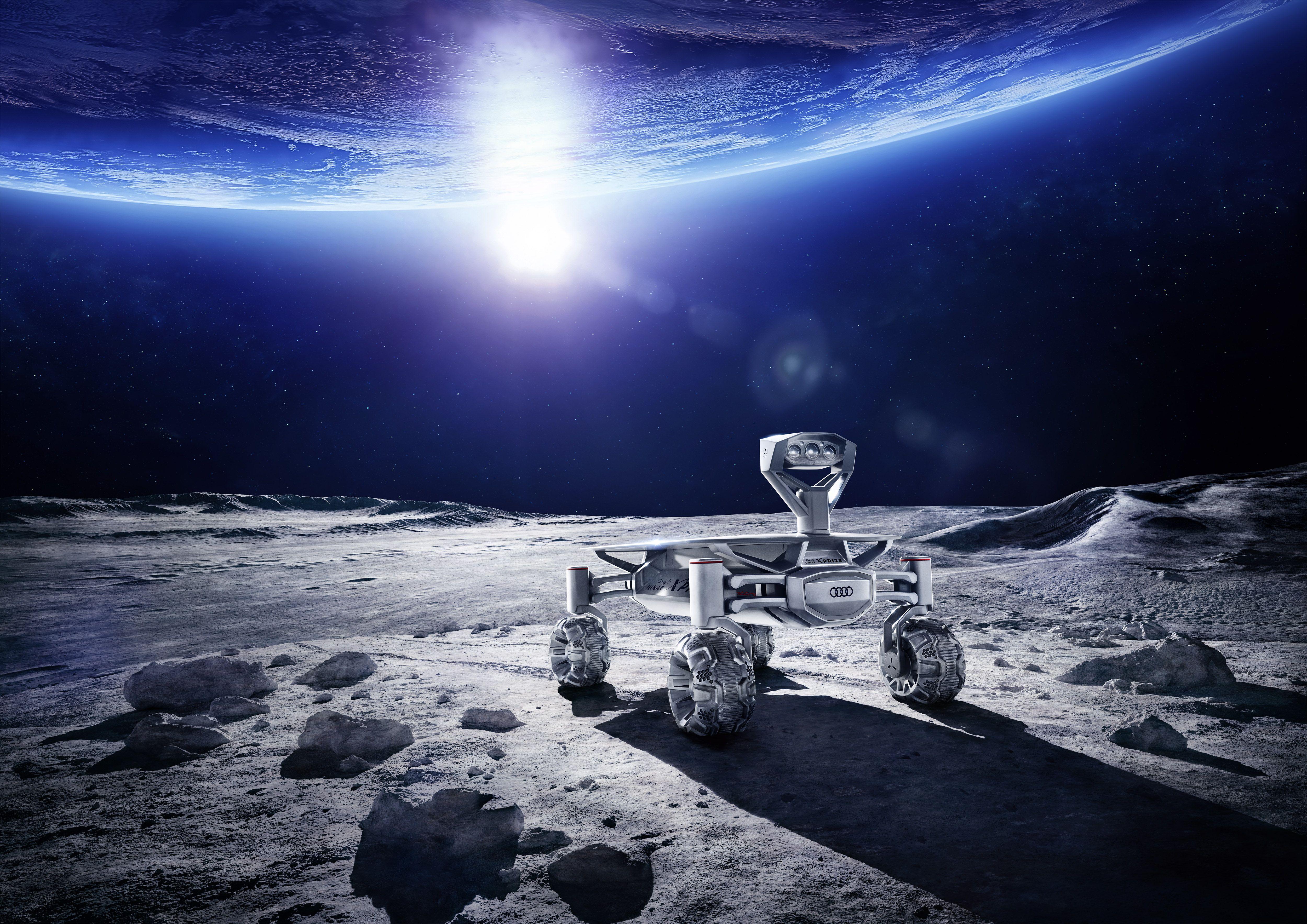 Aterrizar en la luna, desplazarse 500 metros y mandar imágenes a la tierra. Pronto podría ser una realidad, entérate en www.mission-to-the-moon.com