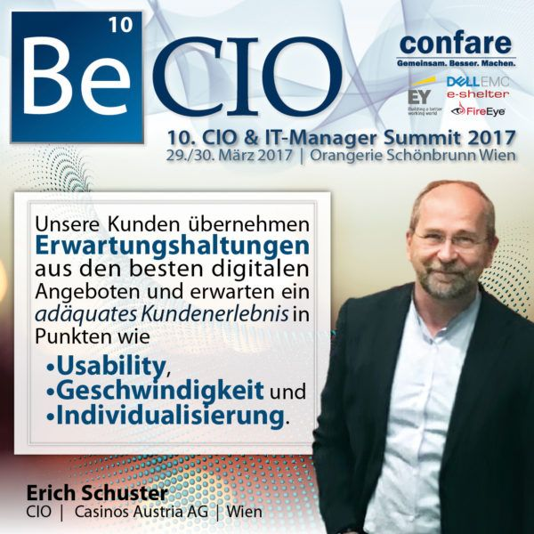 Intrapreneurship und Startups – Wie Erich Schuster, Österreichische Lotterien für Kreativität und Innovation in der IT sorgt