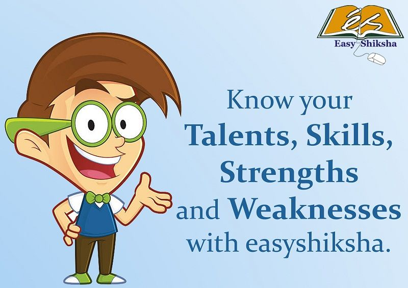 Take a #Free #Career #Test and know about you Easyshiksha distance