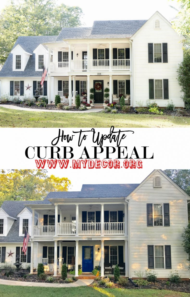 Easy Tips On How To Update Curb Appeal Without Breaking The Bank