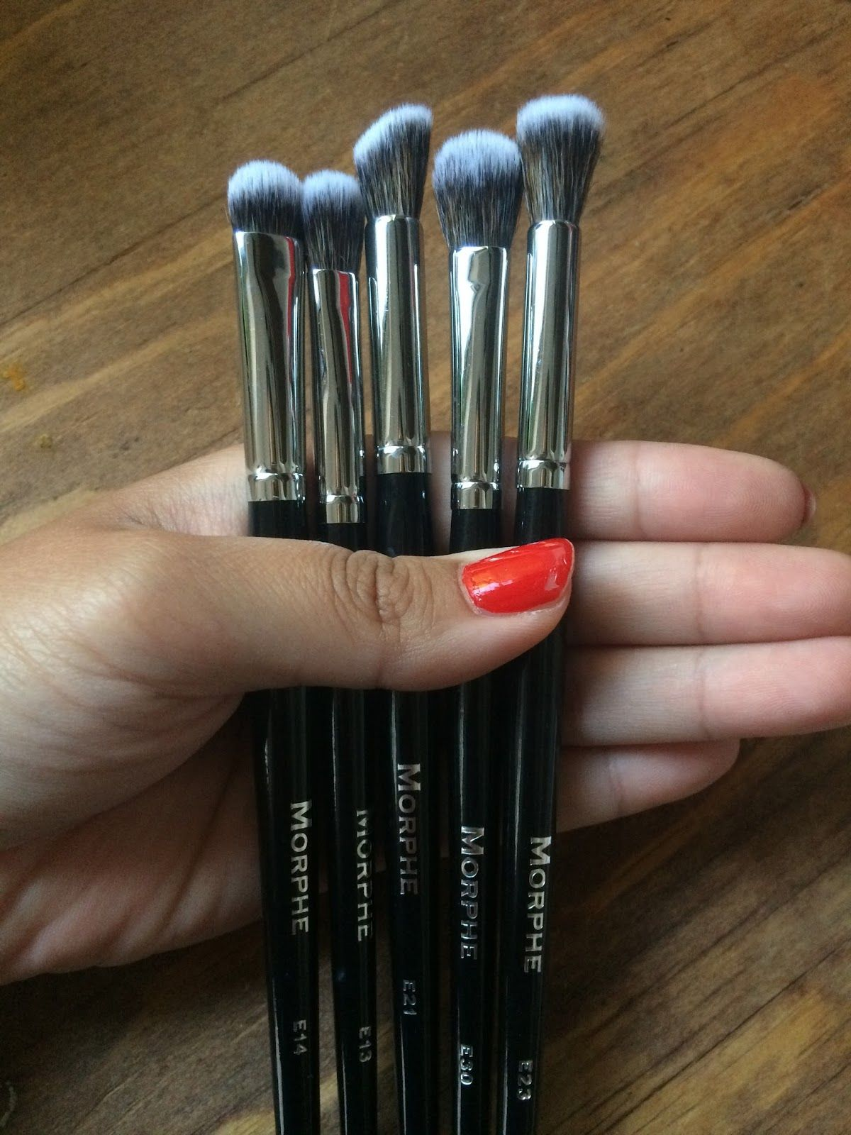 I'm up to my ears in brushes. For natural hair brushes, I