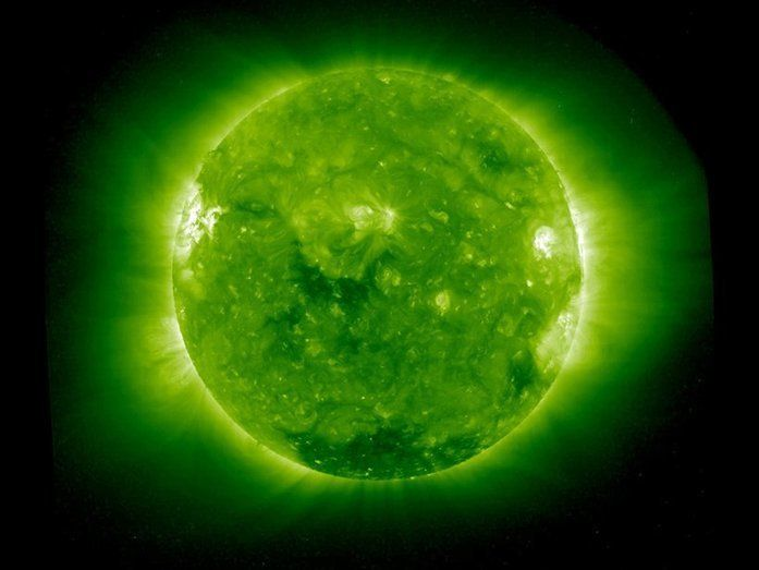 Scientists Get First Glimpse Of Solar Wind As It Forms