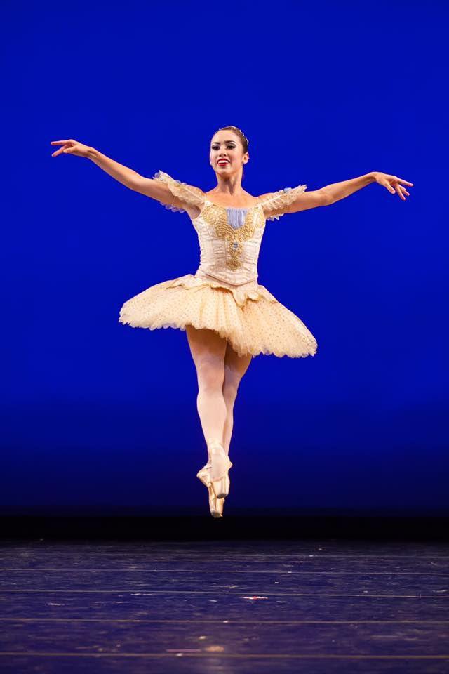 Carolina Ballet's Principal Dancer Jan Burkhard in A Classical Ballet. Photo by 20
