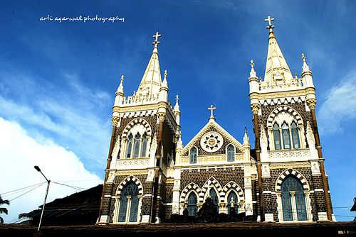 Mount Mary Church, Bandra, Mumbai