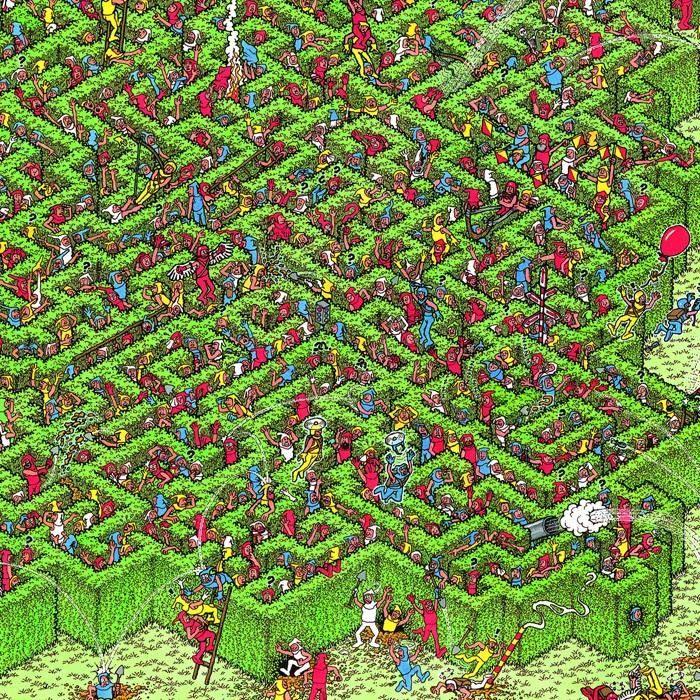 Where's Wally? Where's Wally? Pinterest Hidden