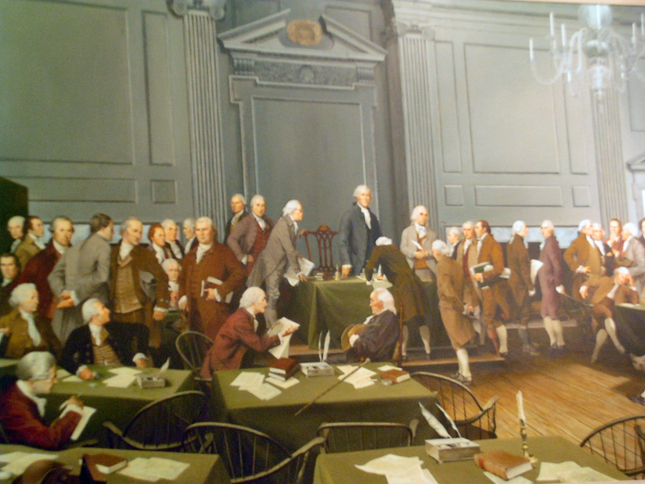 Image result for adopted the declaration on july 4 1776