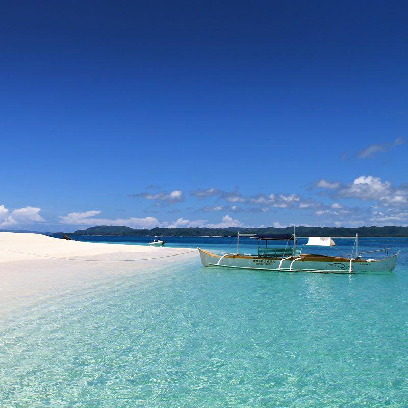 PHOTOS: Naked Island in Mindanao