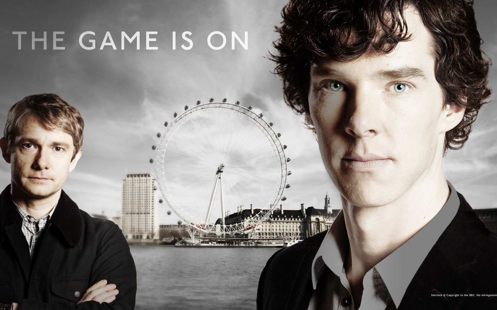Download Wallpaper Sherlock Holmes Detective Sms Free