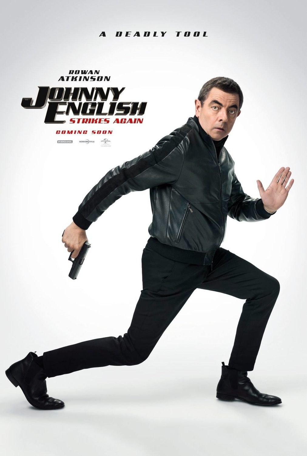 Johnny english strikes again new film posters https