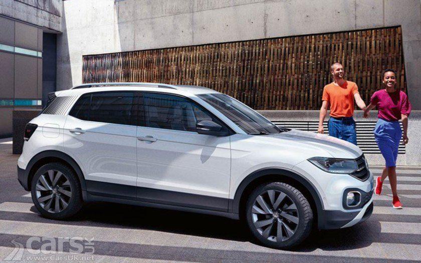Volkswagen T Cross First Edition Kicks Off T Cross Sales In The Uk Cars Uk Volkswagen Volkswagen Interior New Suv