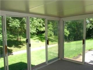 Sunroom Remodel On A Budget