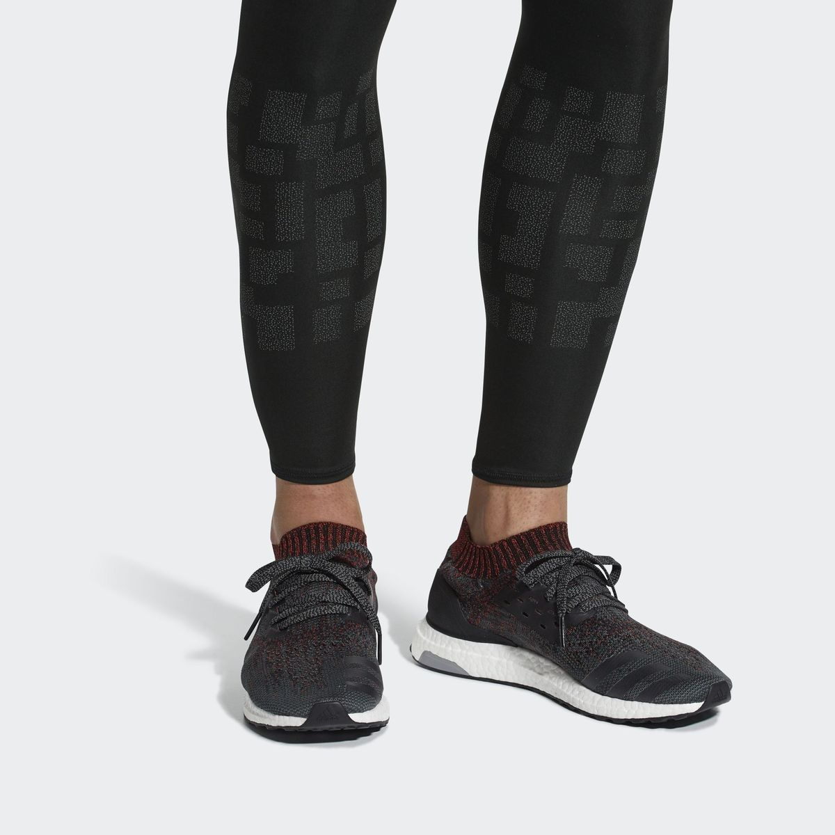 Classic Adidas Performance Ultraboost Uncaged CarbonCore