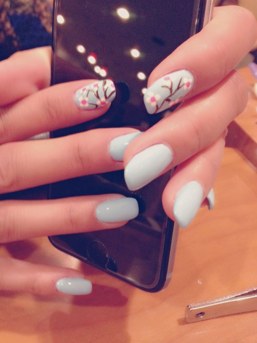 No chip manicure with design | Sousan | Pinterest | Manicure and Makeup