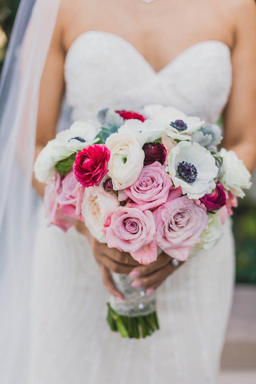 Stunning Wedding Bouquet - Mark Brooke Photography