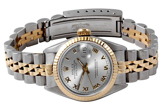Rolex Ladies Datejust   Two-Tone Watch on OneKingsLane.com