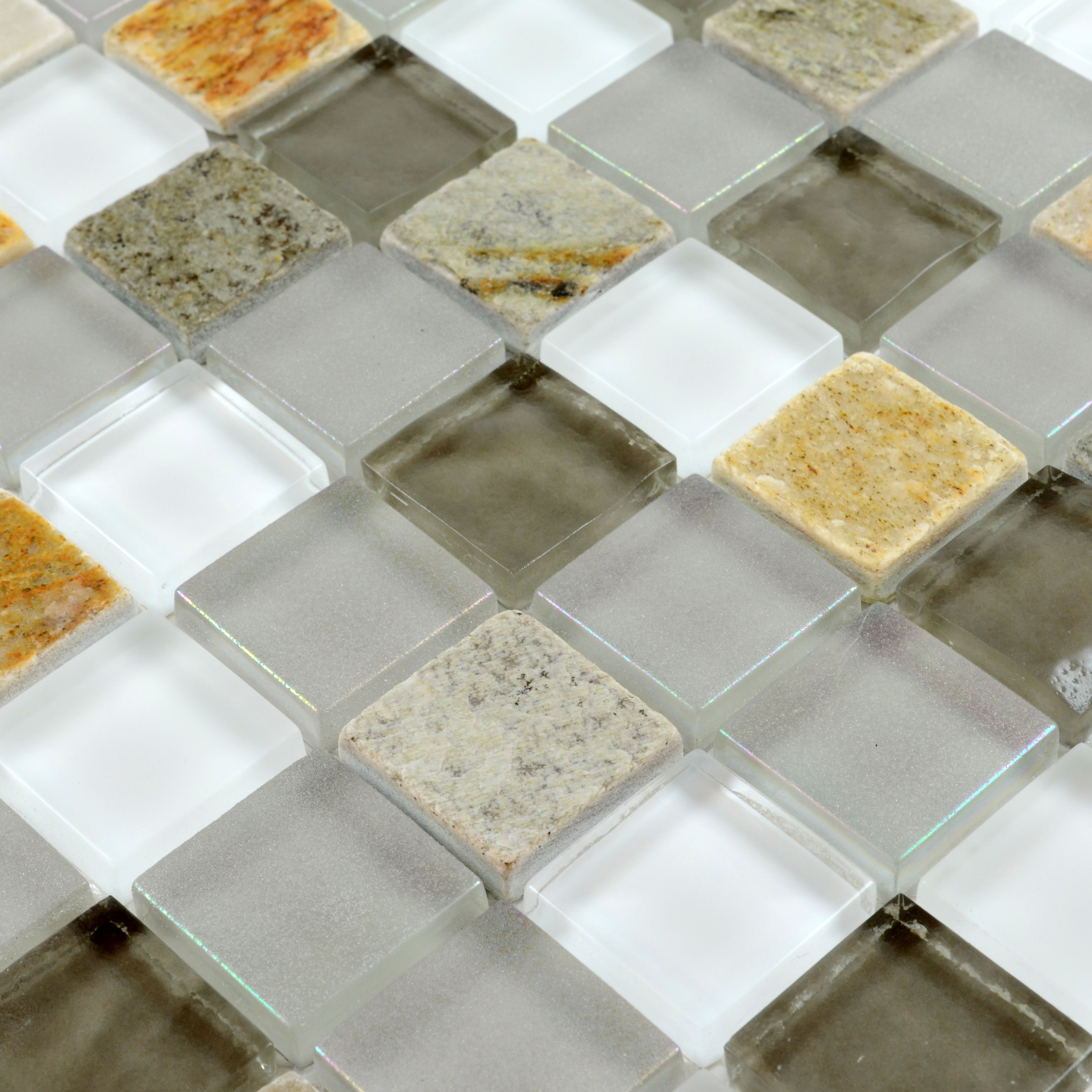 Stone glass mosaic tile ice crack glass with marble backsplash stone glass mosaic tile ice crack glass with marble backsplash wall stickers floor tiles sg120 dailygadgetfo Image collections