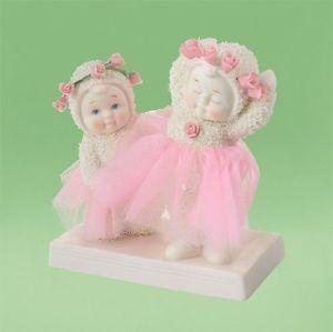 Snowbabies Tutu Cute Figurine