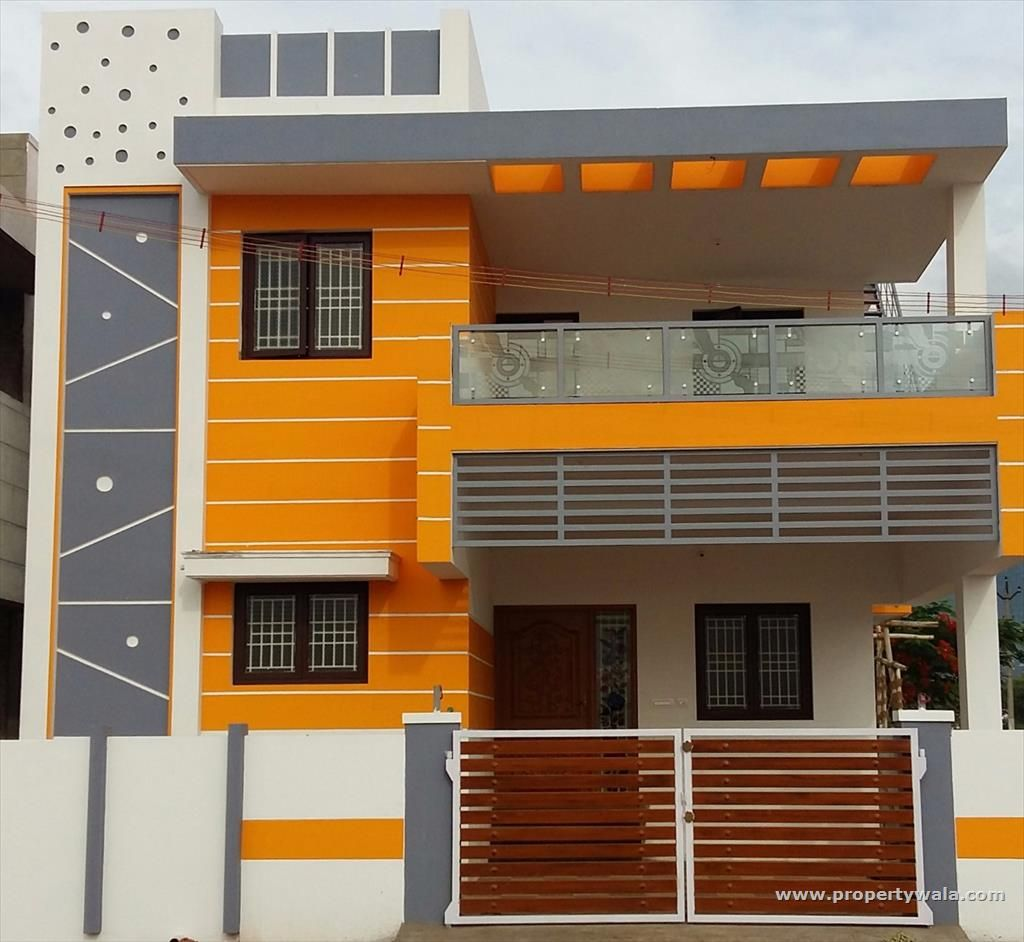 Interior House Colors, House Front Design
