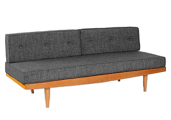 Retro Convertible Daybed The Futon Toronto