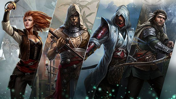 Assassin S Creed Rising Sun Concept Art Google Search Assassins Creed Creed Game Assassins Creed Game