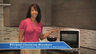 Whirlpool Black Countertop Microwave Oven With Images