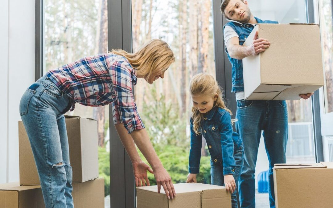 4 of the best moving tips for your family moving or