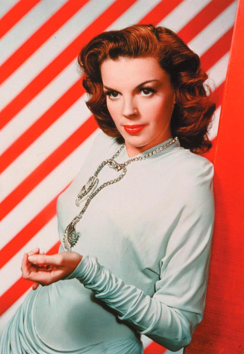 Judy Garland, por Nickolas Muray, 1945