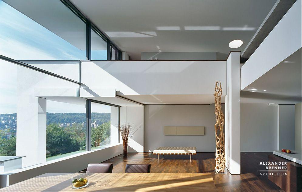 Innenarchitektur Brenner house miki 1 stuttgart by brenner architects house miki