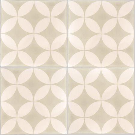 Carreaux de ciment - Les motifs - Carreau CO 3707 - Couleurs - Peindre Du Carrelage De Sol